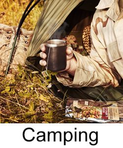 Camping accessories