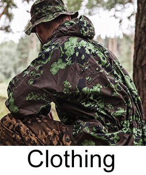 Russian tactical and duty clothing