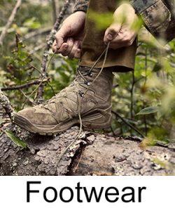 Russian army footwear