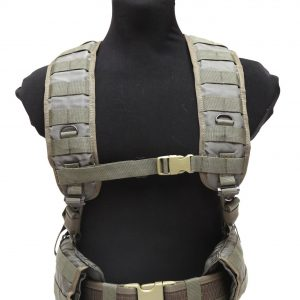 Russian SPOSN full Molle Smersh vest