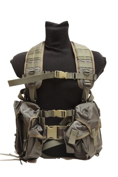 Russian SPOSN half molle Smersh base vest