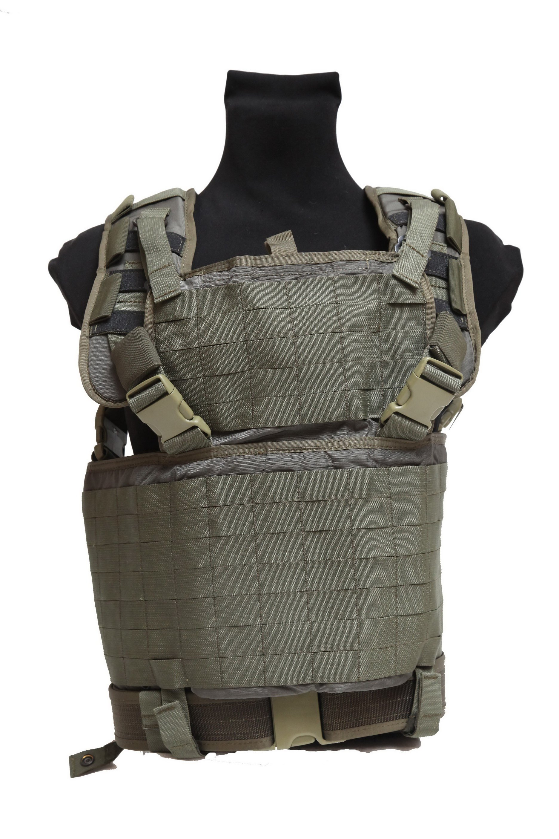 Sposn Brest Tactical Assault Vest Plate Carrier Ivan The