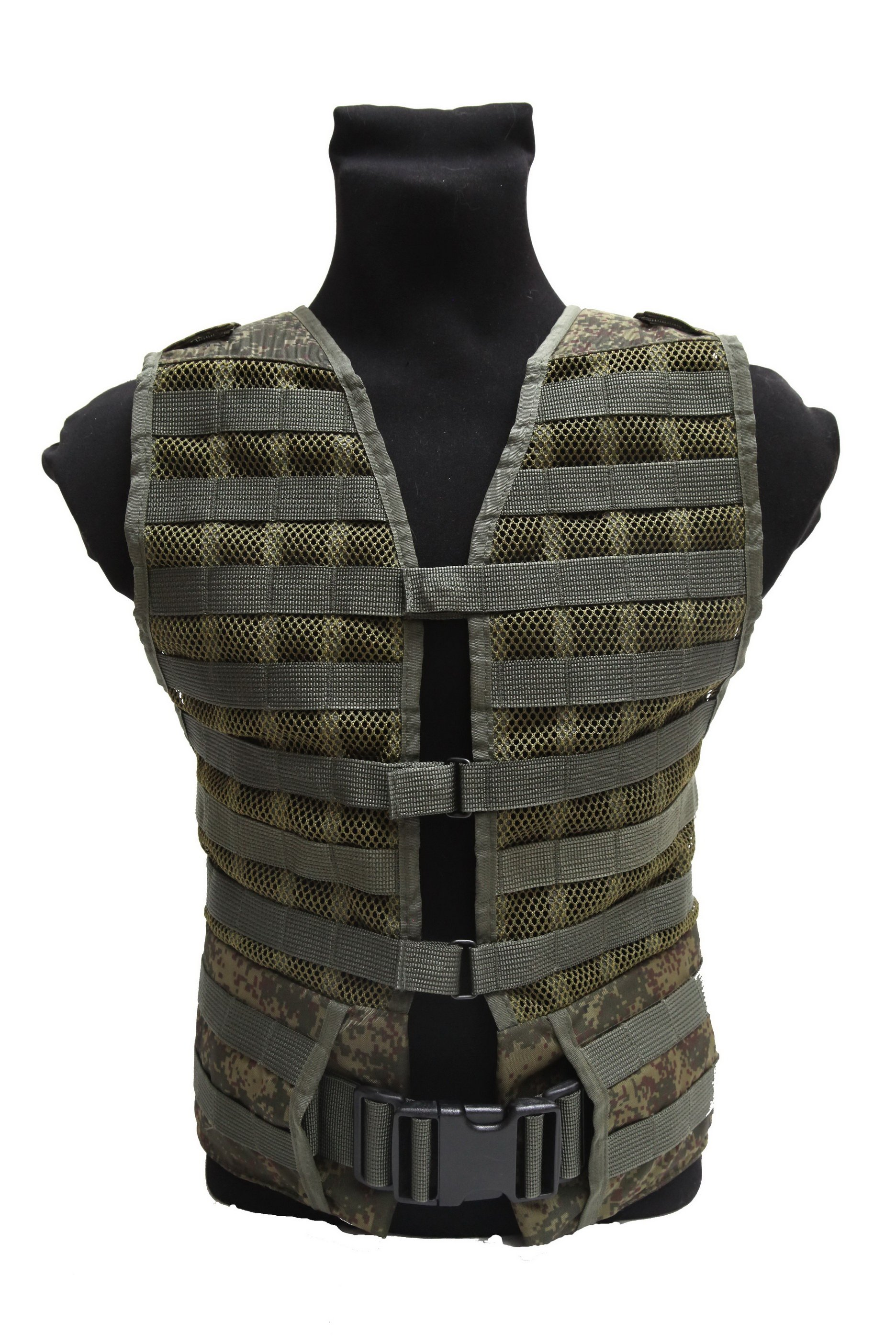 Armor carriers and vests