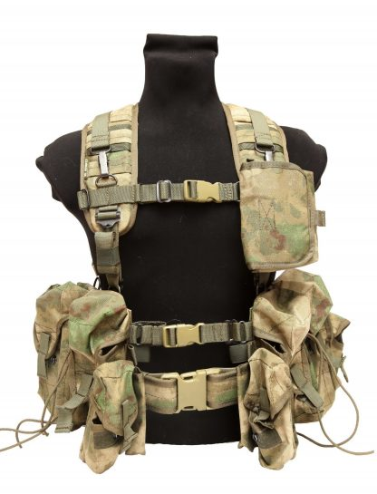 Russian SPOSN Smersh vest A-Tacs FG