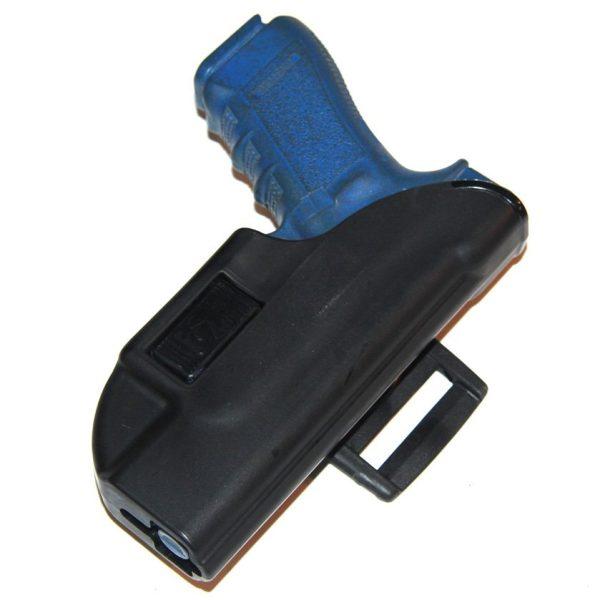 Glock-17 plastic holster Stich Profi