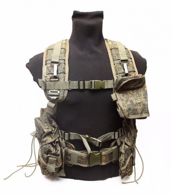 Russian SPOSN Smersh EMR vest