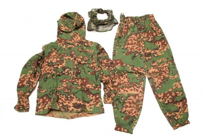 Russian SPOSN Partisan camo suit