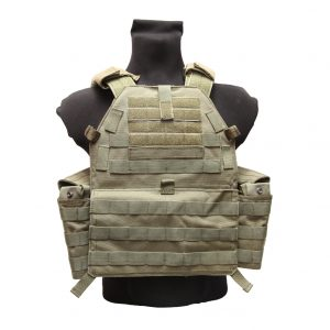SPOSN Pantsyr plate carrier review