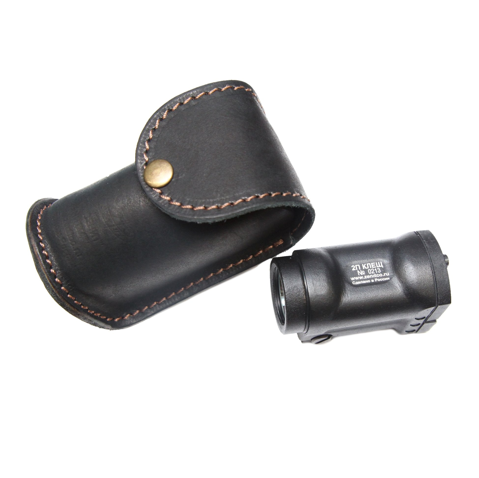 ZenitCO 2P Klesh tactical flashlight