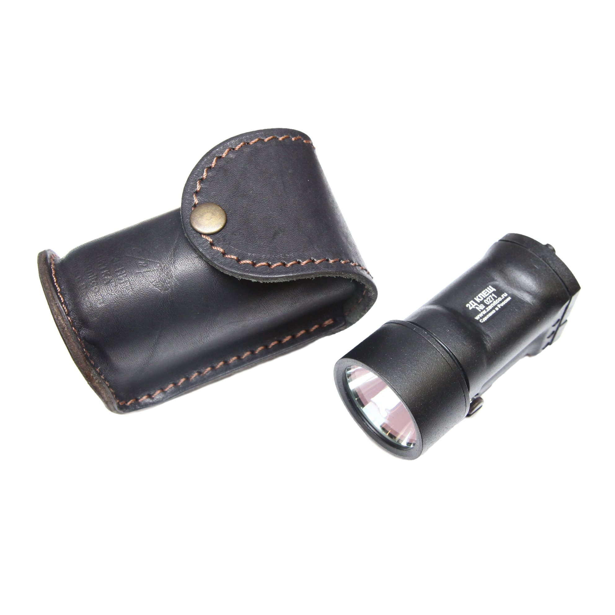 ZenitCO 2D Klesh tactical flashlight