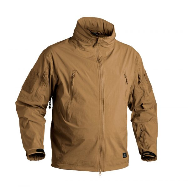 Softshell and windproof jackets